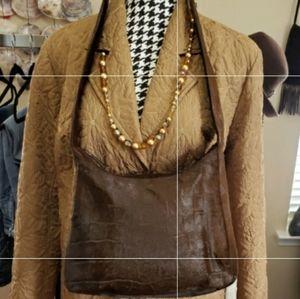 Handbags - Vintage CARLOS FALCHI Pony Hair Shoulder Bag